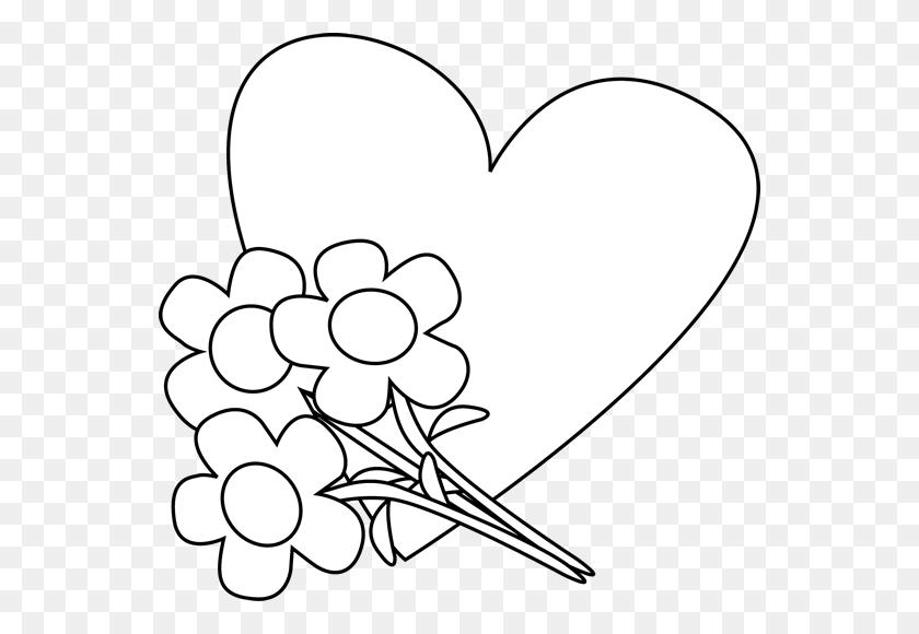 Flower Border Black White - Clipart library | Flower border clipart, Black  and white lines, Flower border