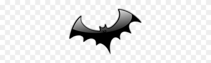 Black Bat Clip Art - Vampire Bat Clipart