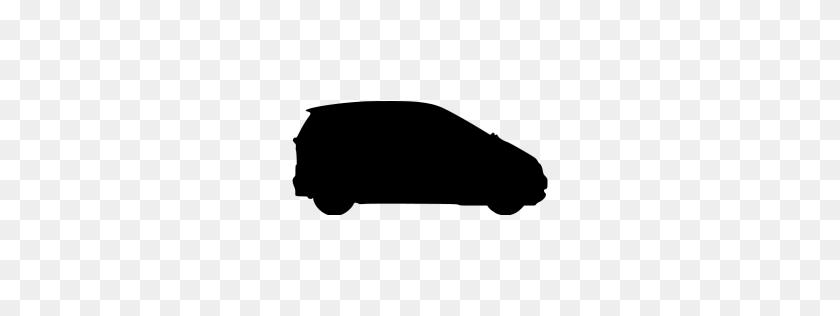 256x256 Black Car Icon - Black Car PNG