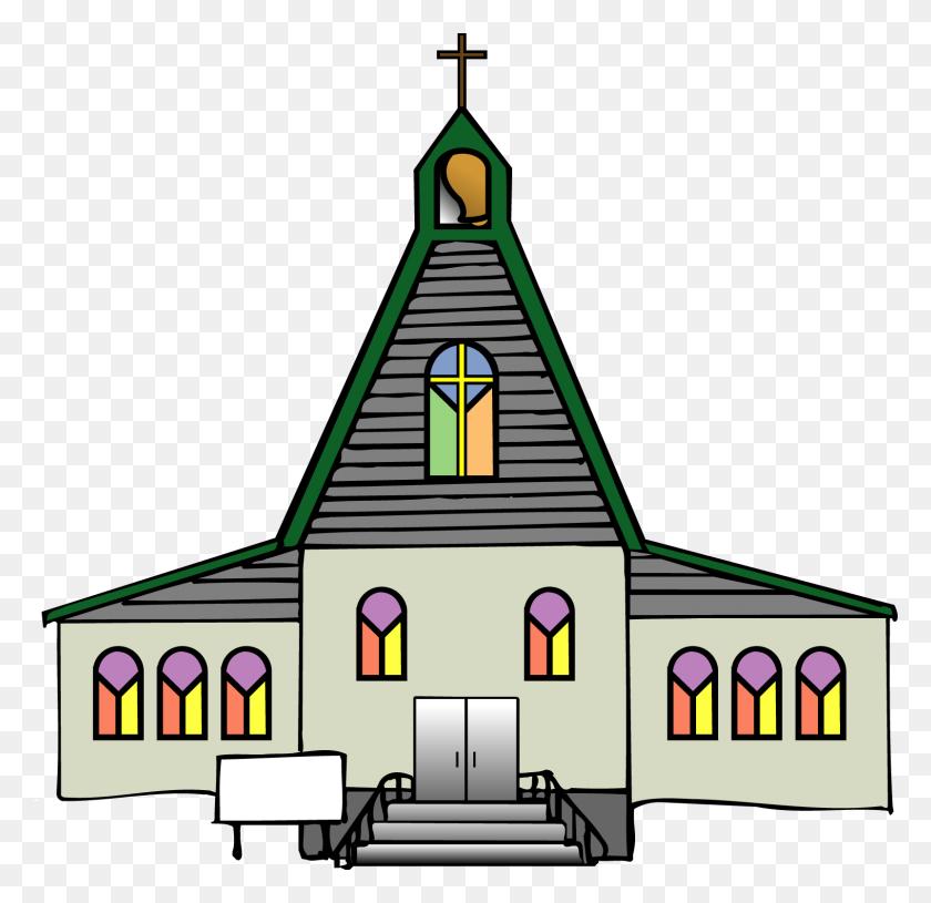 Black Church Clip Art Free Clipart Images - Place Clipart
