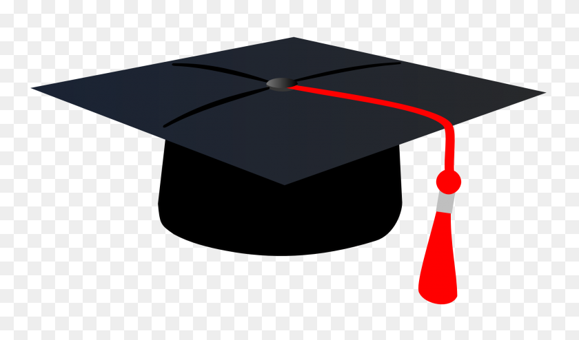 Black Graduation Cap Png Clip Art Image Png M Holly - White Graduation Cap Clipart