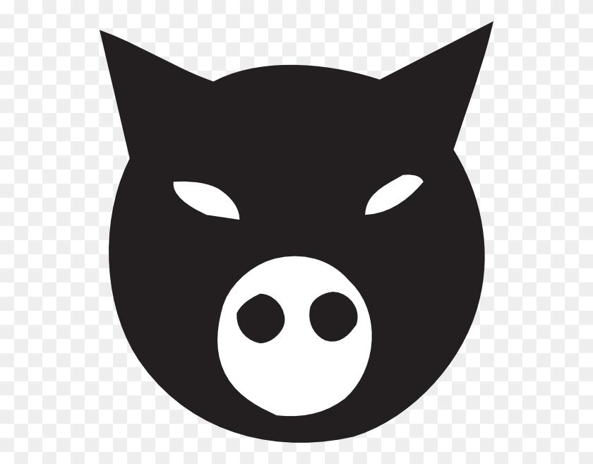 Black Pig Clipart, Explore Pictures - Pig Clipart