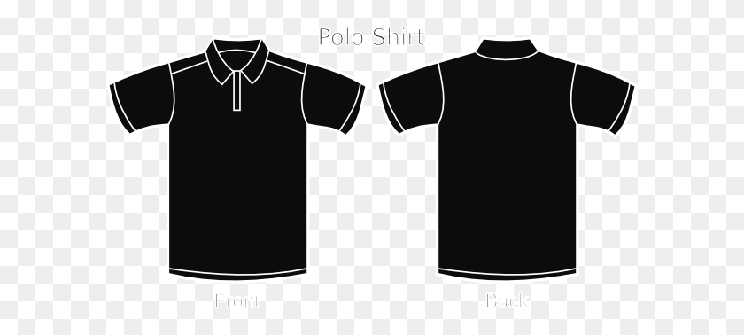 Black Polo Shirt Clip Art Shirt Template Png Stunning Free Transparent Png Clipart Images Free Download