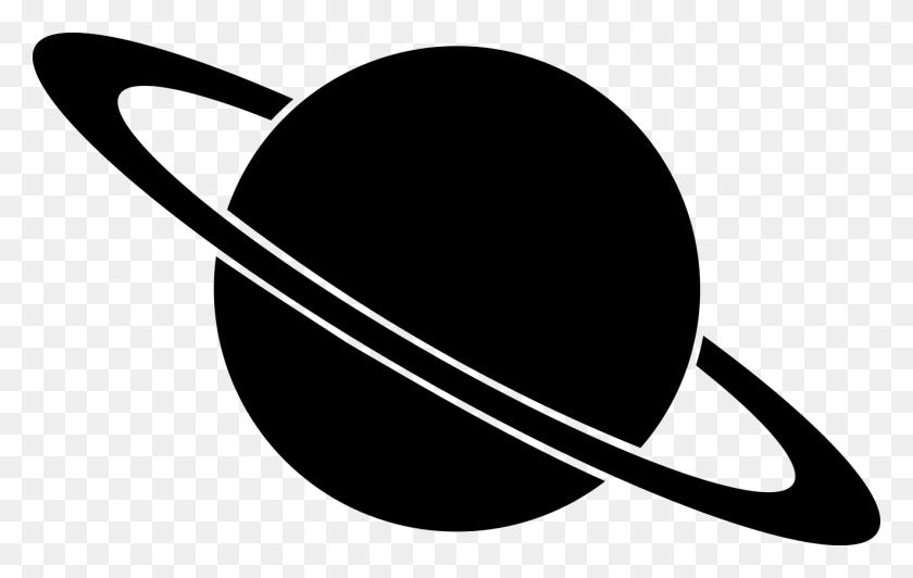 Black Saturn Planet Clipart P A T T E R N S A R T - Sasquatch Clipart