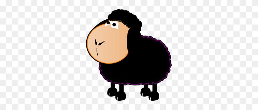 Black Sheep Clip Art - Sheep Clipart