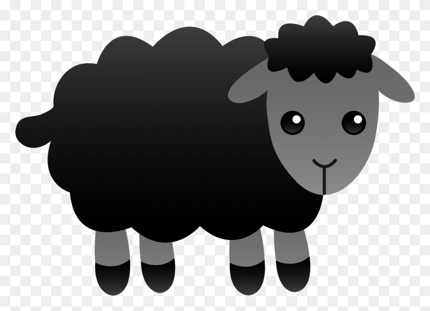 Black Sheep Clipart Look At Black Sheep Clip Art Images - Noahs Ark Clip Art Black And White