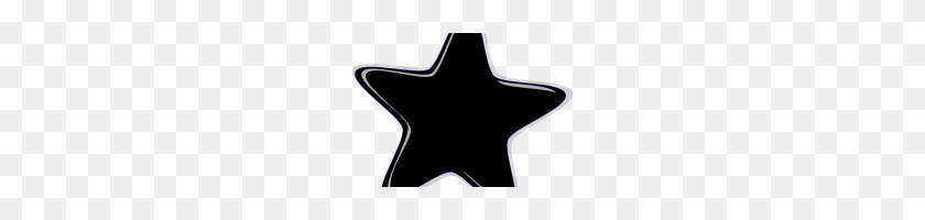 Black Star Clip Art Black Star Clipart Solid Black Stars Largest - Black Stars PNG