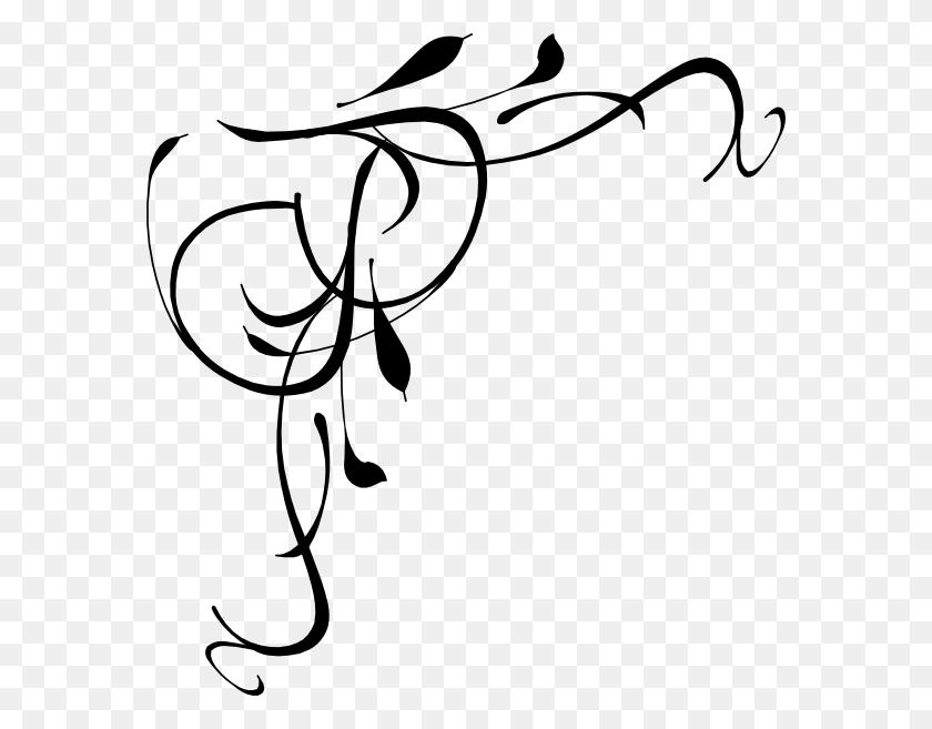 Black Swirl Divider clip art | Clipart Panda - Free Clipart Images |  Decorative lines, Free clip art, Clip art