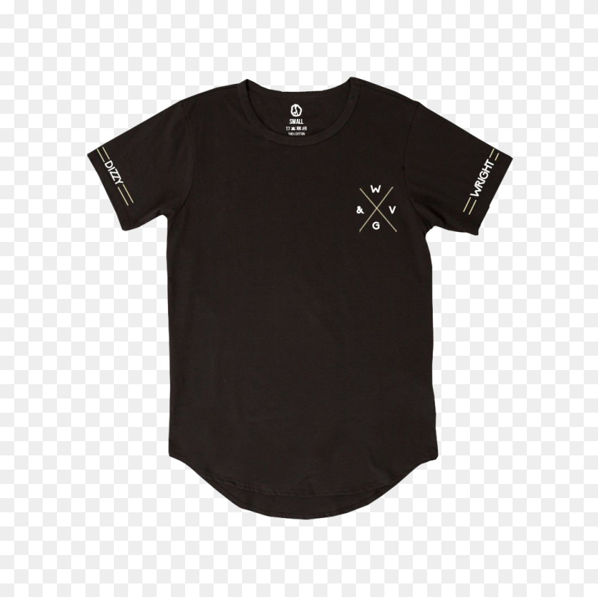 Black T Shirt Template Png, Plain Black Shirt Clip Art - T Shirt Template PNG