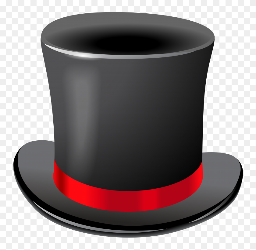 Black Top Hat Transparent Png Clip Art Gallery - Sister Birthday Clipart