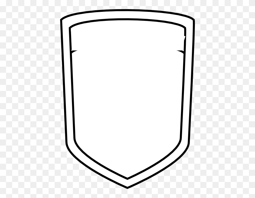 Blank Badge Cliparts - Police Badge Clipart