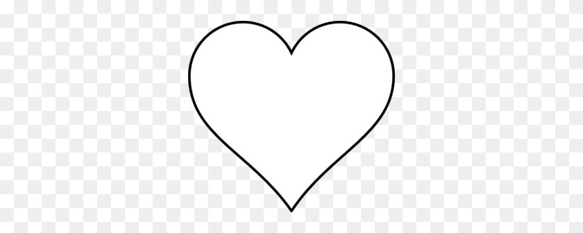 Blank Heart Clip Art - Family Heart Clipart