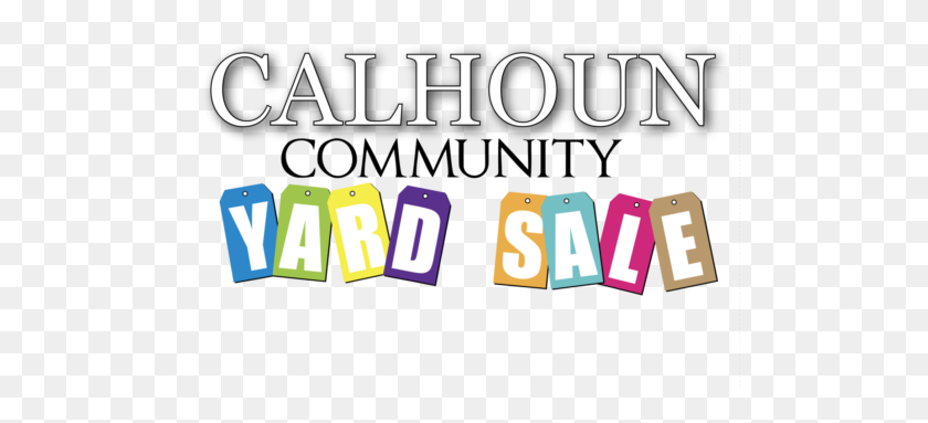 Blog Calhoun Community Yard Sale - Yard Sale Clip Art