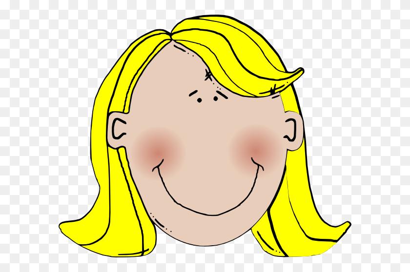 Blonde Clipart Blonde Lady - Blonde Teacher Clipart