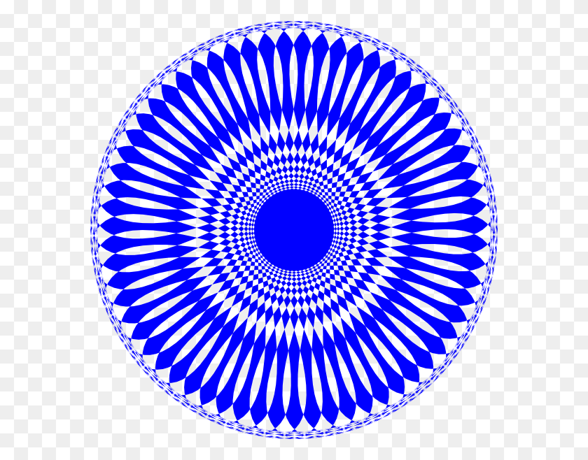 Blue Abstract Circle Design Png Clip Art For Web Circle