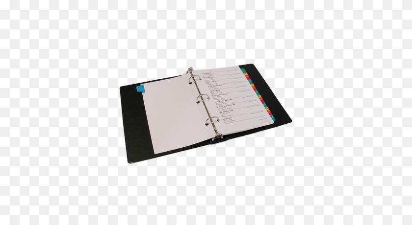 Blue Binder Clipart Transparent Png - Binder Clip Art