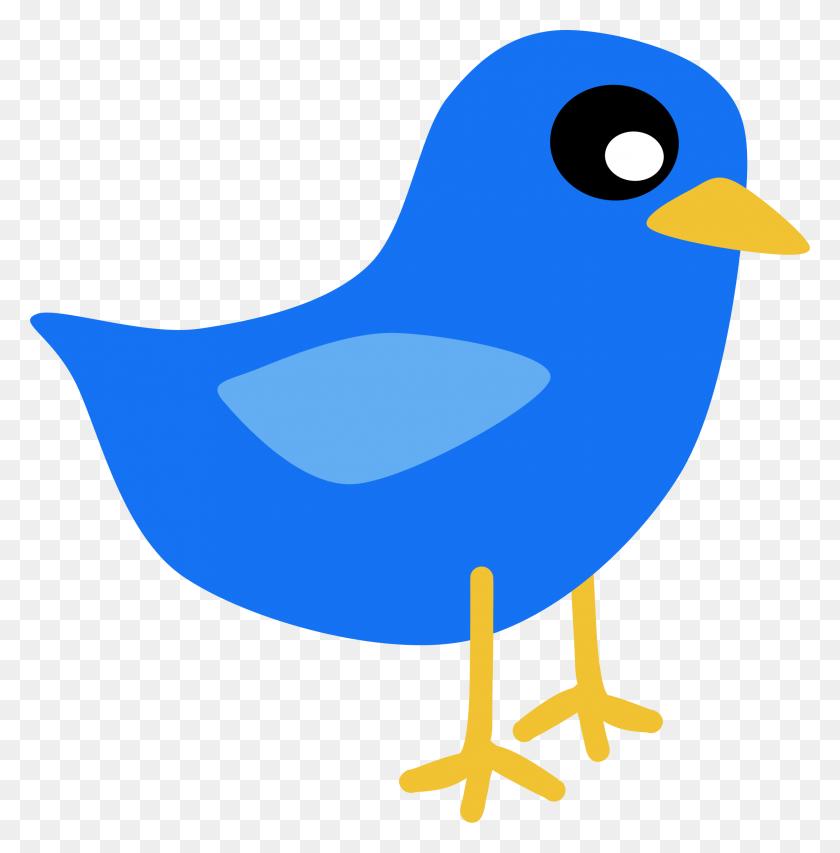Blue Bird Clipart - Tweety Bird Clipart