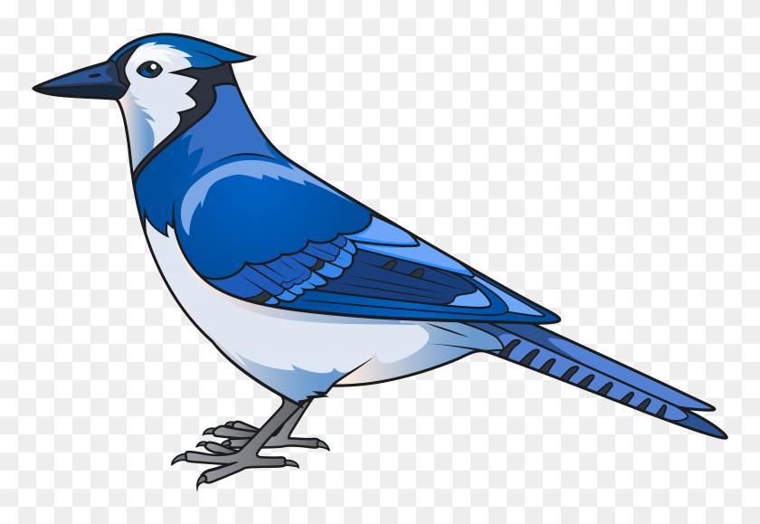 Blue Bird Transparent Png Clip Art - Mountains Clipart PNG