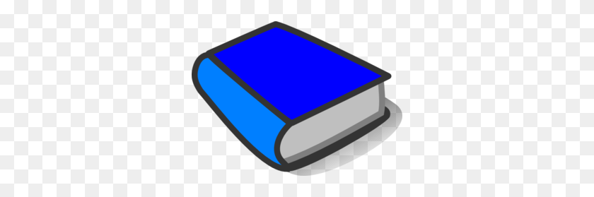 Blue Book Reading Clip Art - Reading Book Clip Art