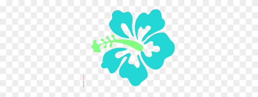 Blue Clip Art - Moana Flower Clipart