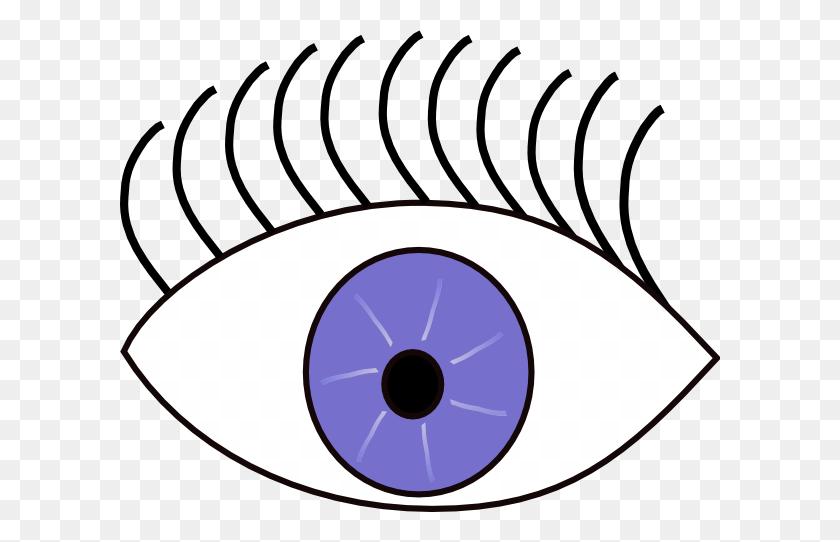 Blue Eye Looks Left Png, Clip Art For Web - Part Clipart