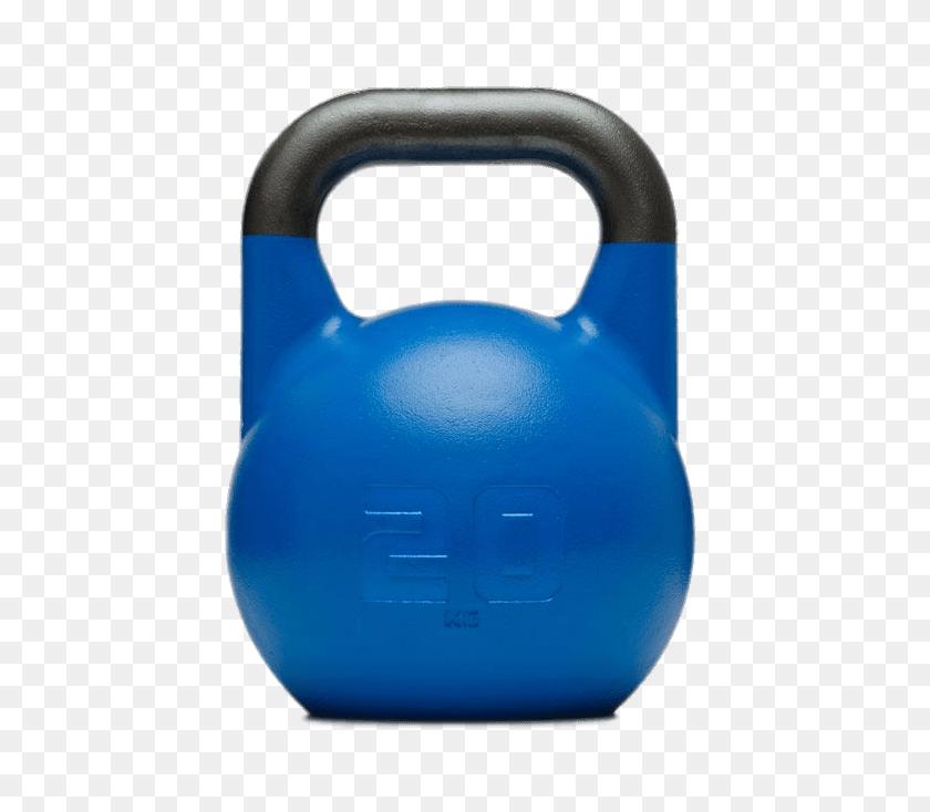 Blue Kettlebell Transparent Png - Kettlebell PNG