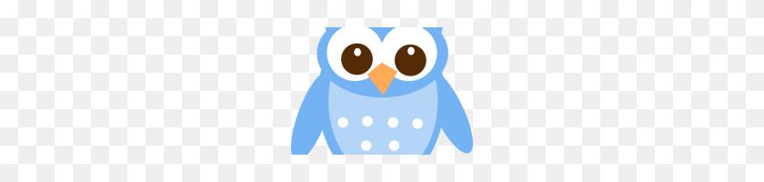 Blue Owl Clip Art Blue Owl Vector Owl Clipart Blue Blue Png - Owl Images Clipart