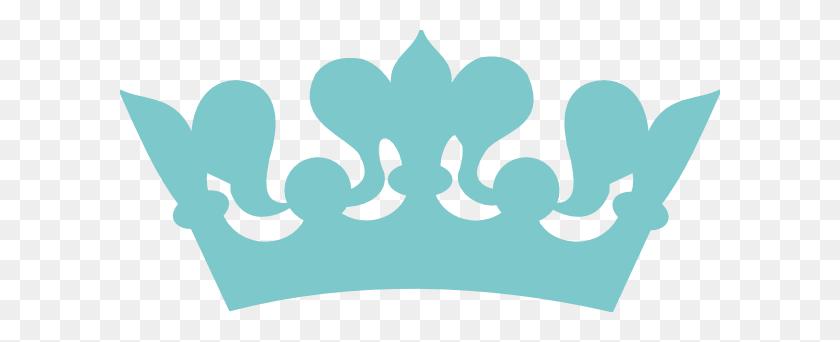 Blue Prince Crown Clipart Silhouette Crown, Clip - Princess Crown Clipart