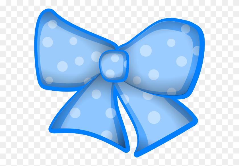 Blue Ribbon Clip Art - Ribbon Bow Clipart