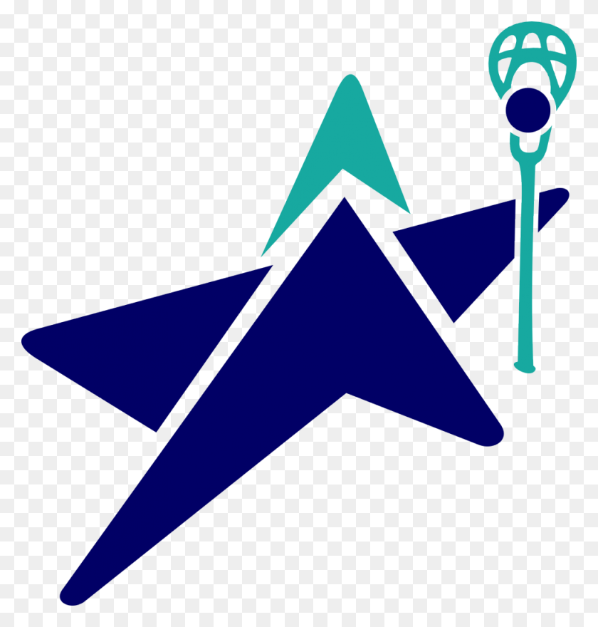 Blue Star Is Proud To Announce The Shining Star Girls Lacrosse - Girls Lacrosse Clip Art