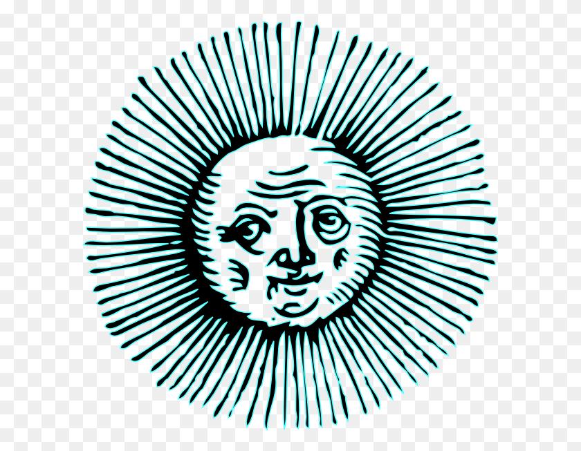 Blue Sun Cliparts - Ray Of Sunshine Clipart
