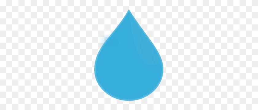 Blue Water Drop Clip Art - Water Drop Clipart Free