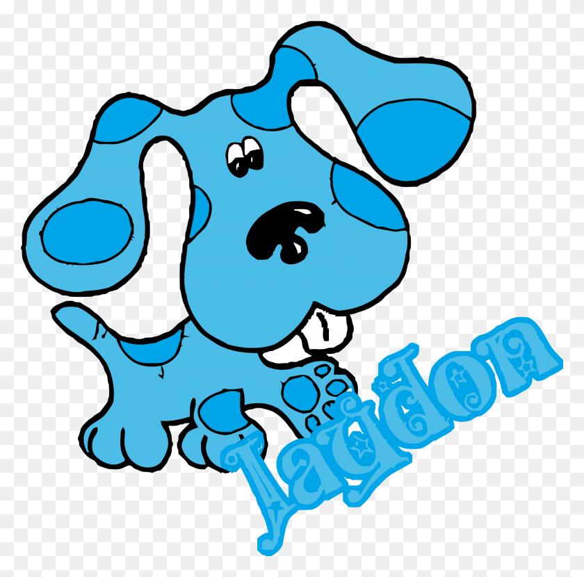 Blue's Clues Clip Art Jaydon Clipart Png - Blues Clues Clipart