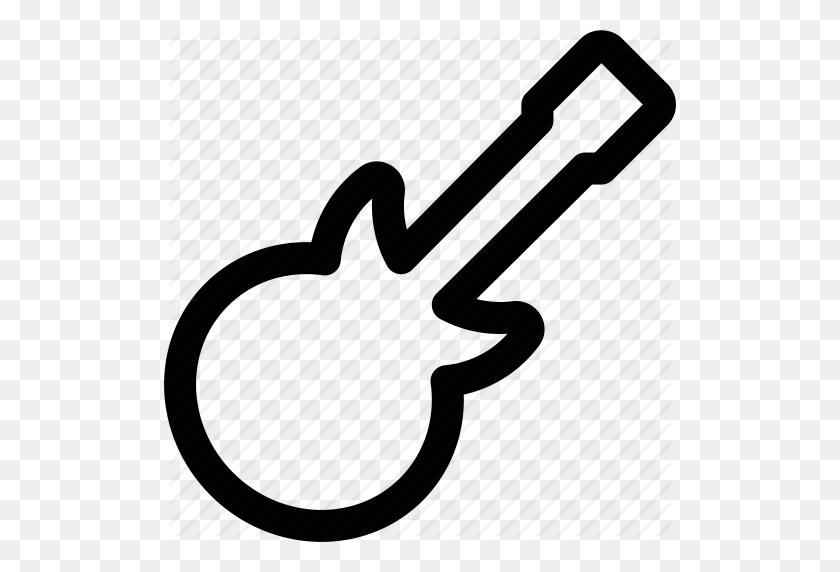 Blues, Guitar, Jazz, Jazz Guitar, Music, Strings Icon - Jazz PNG