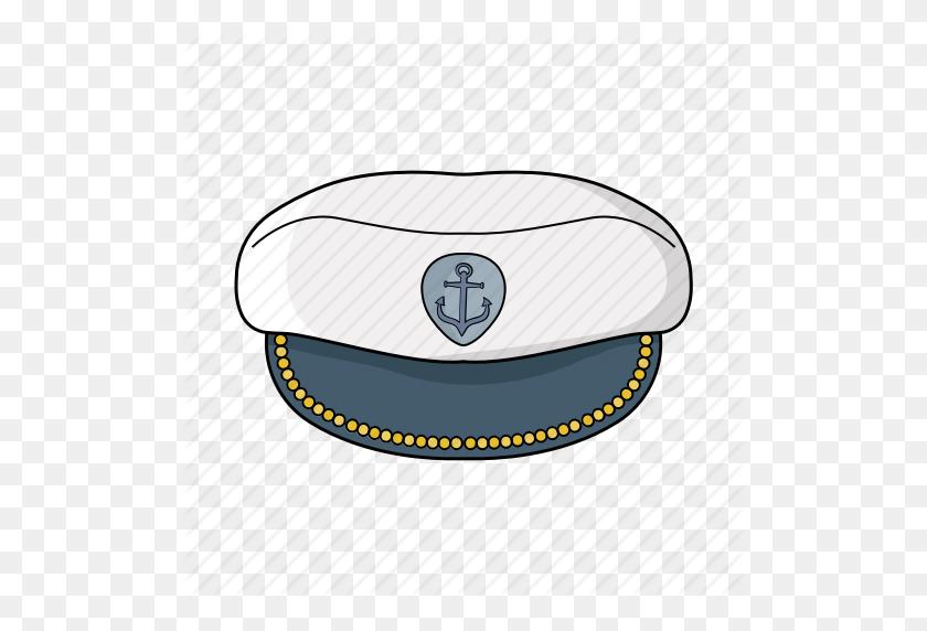 Board, Captain Hat, Captain Of Ship, Sea Icon - Captain Hat PNG