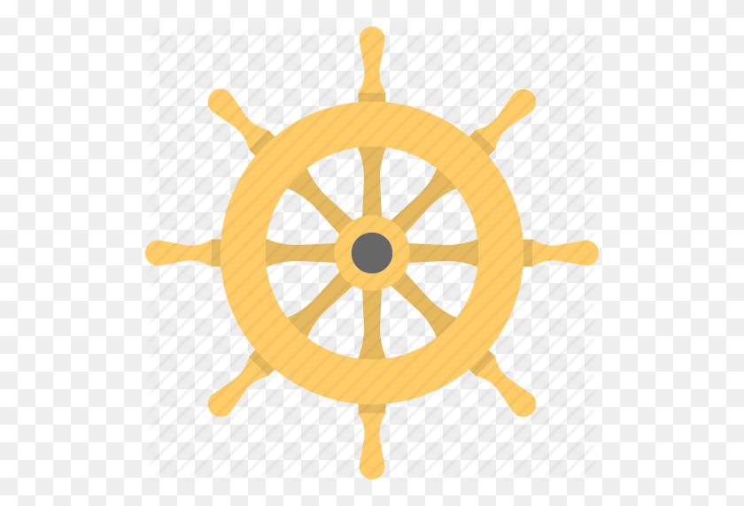 Boat Controller, Boat Steering Wheel, Boat Wheel, Ship Wheel - Ship Wheel PNG