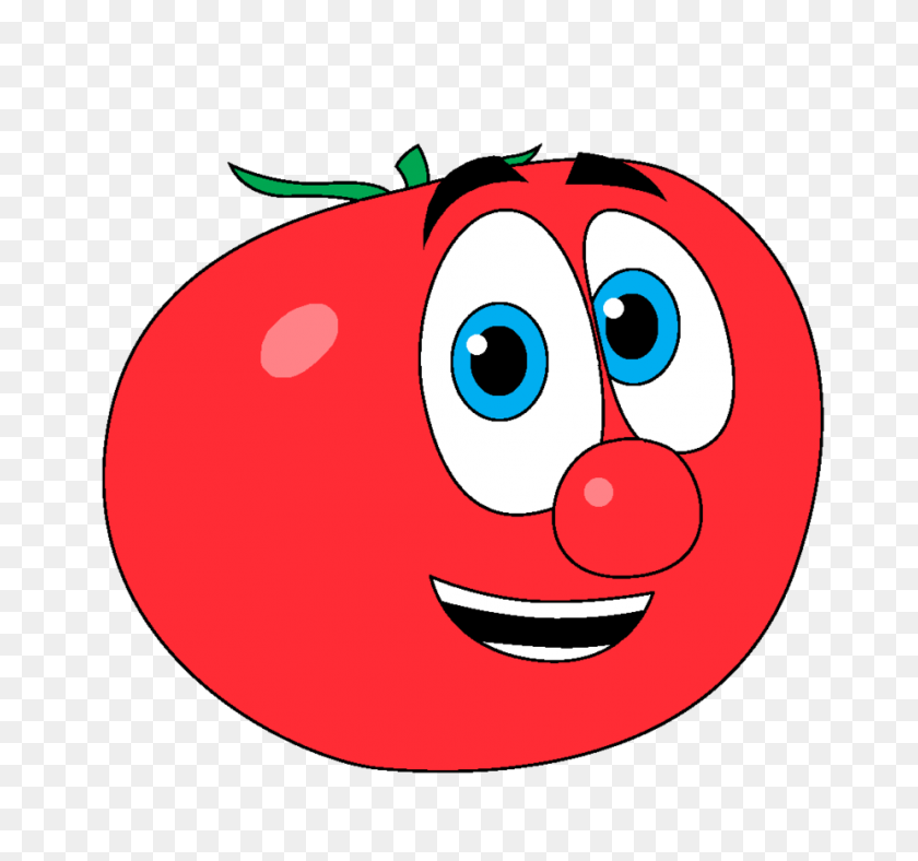 Bob The Tomato Png For Free Download On Ya Webdesign - Tomato Slice PNG