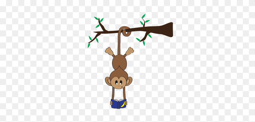 Bobook Clipart Monkey - Dr Seuss Clip Art