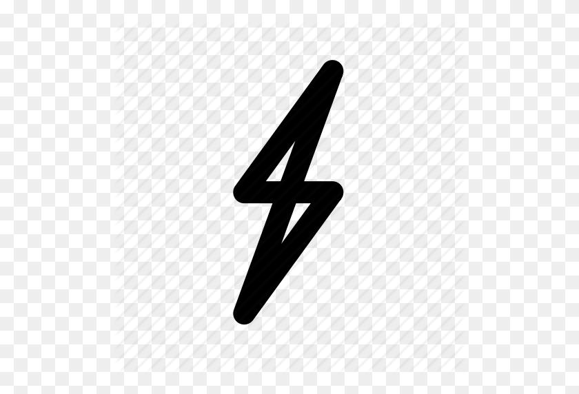 Bolt, Electricity, Lightning, Storm, Strike, Thunder Icon