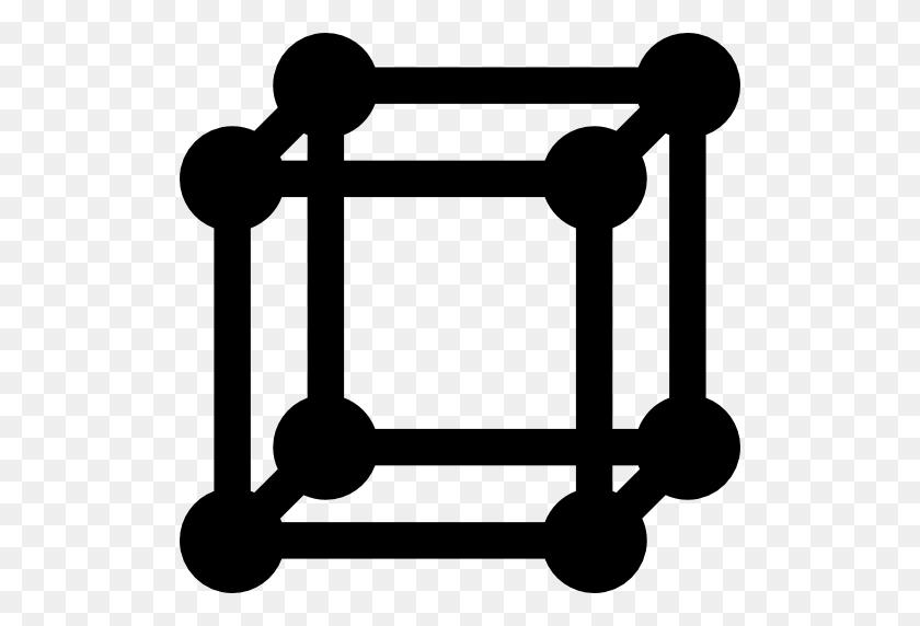 Bond, Atoms, Medical, Education, Chemistry, Molecule, Structure Icon - Molecule Clipart