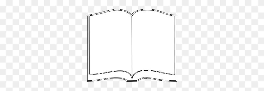 Book - Open Book Clip Art