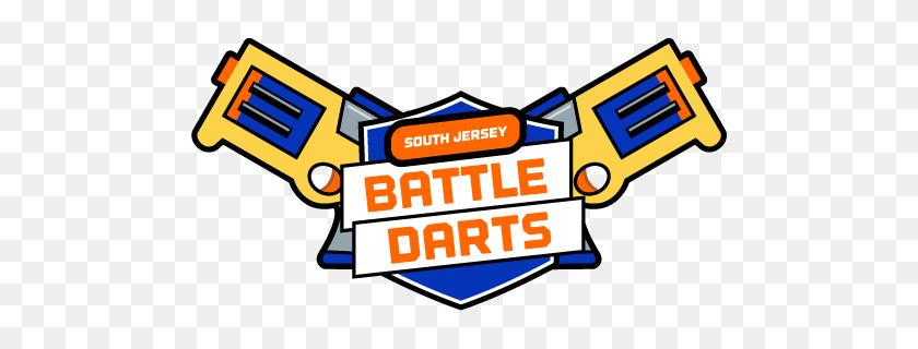 Book A Nerf Battle Today Sj Battle Darts - Nerf Clipart