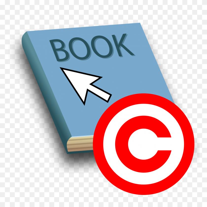 Book Copyright Icon - Copyright Logo PNG