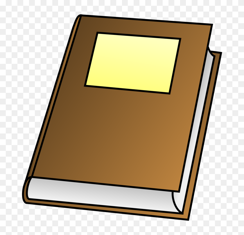Book Cover Hardcover Download Book Collecting - Book Cover Clipart