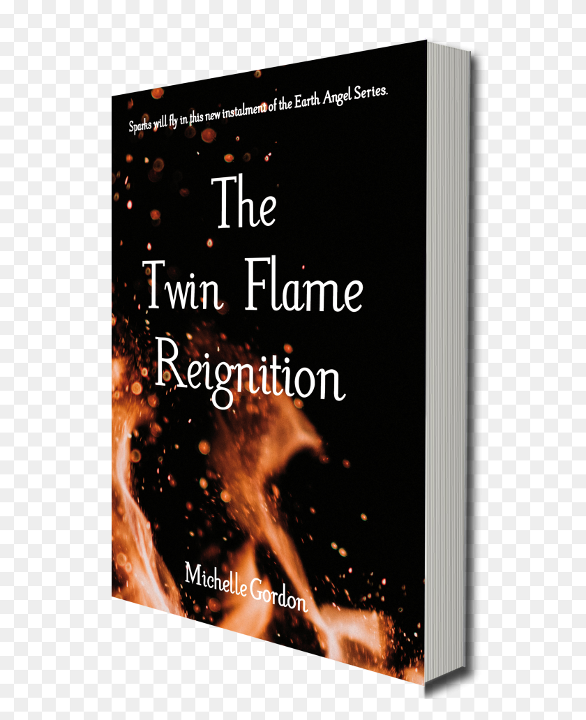 Book Cover Release Twin Flame Blog - Book Cover PNG