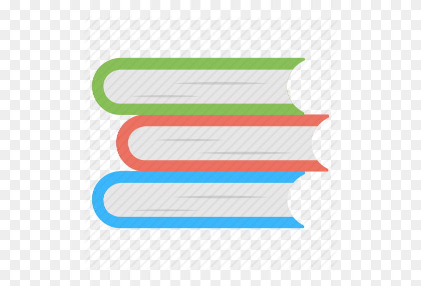 Books, Education, Pile Of Books, School Concept, Stack Of Books Icon - School Books PNG