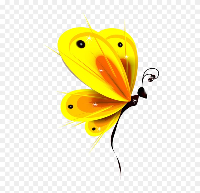 Borboletas Joaninhas E Etc Drawings Butterfly - Lure Clipart