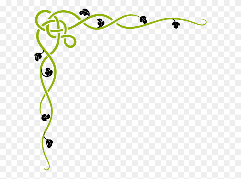 Common Ivy Plant Vine Clip Art - Ivy Border Clipart Transparent PNG -  6614x6614 - Free Download on NicePNG