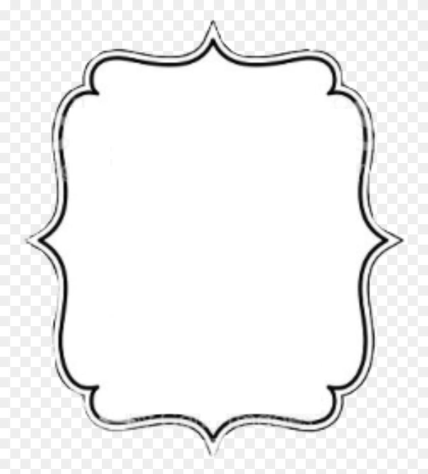 Border Title Frame Header Designfreetoedit - Header Clipart
