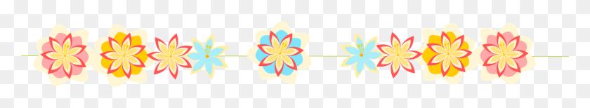 Borders For Poster Flower Flower Border Kaffeeposter - Flower Border PNG